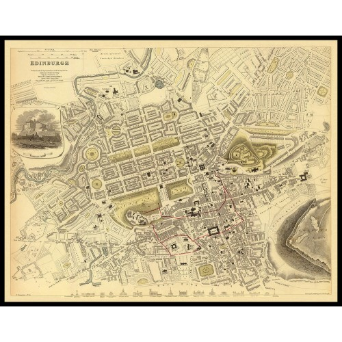EDINBURGH 1834