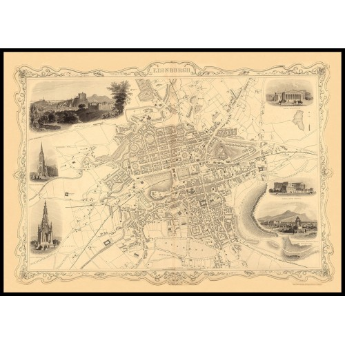 EDINBURGH 1851