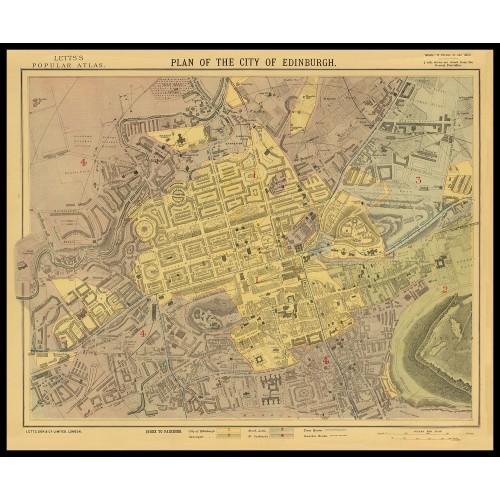 EDINBURGH 1883