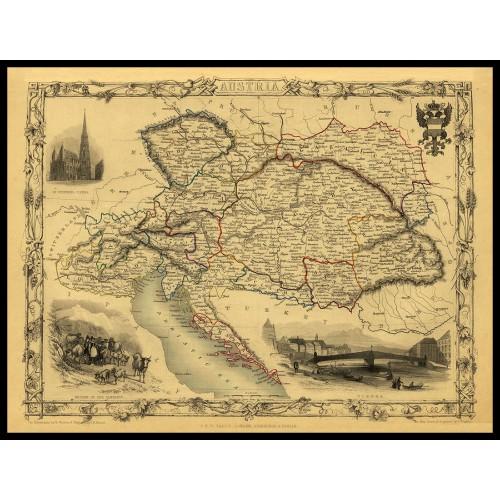 AUSTRIA 1851