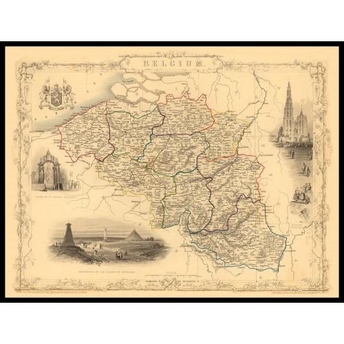 BELGIUM 1851