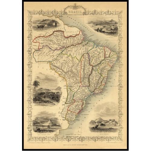BRAZIL 1851
