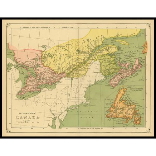 CANADA 1873