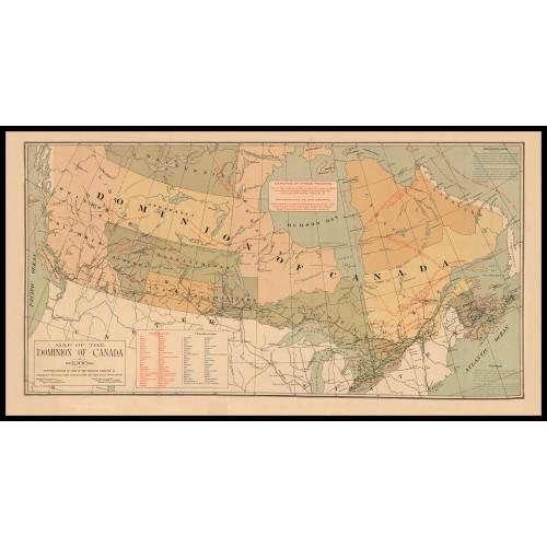 CANADA 1900