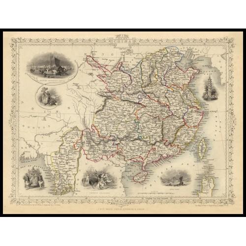 CHINA 1851