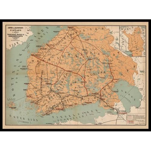FINLAND 1877