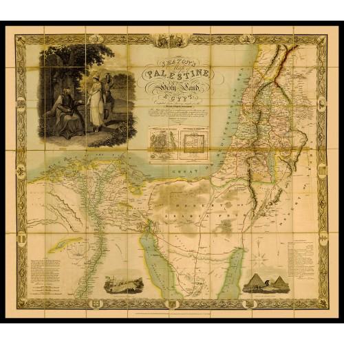 PALESTINE 1836