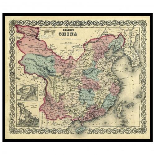 CHINA 1855