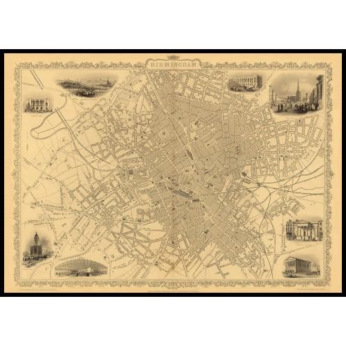 BIRMINGHAM 1851