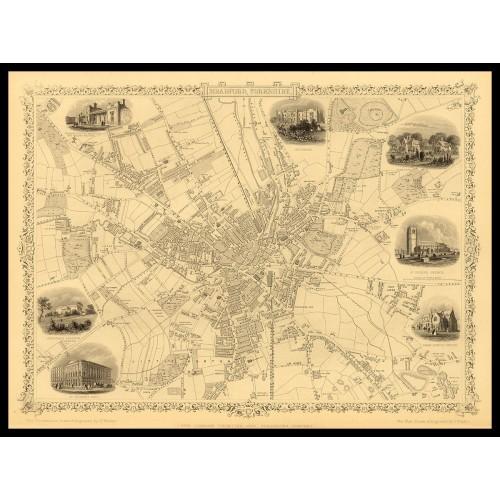 BRADFORD AND YORKSHIRE 1851