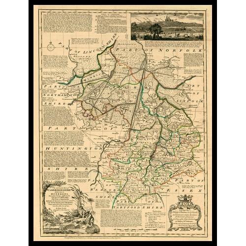 CAMBRIDGESHIRE 1750