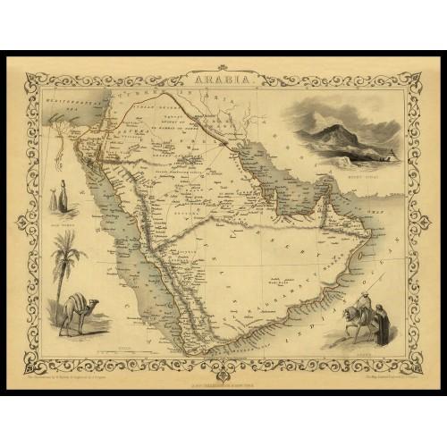 ARABIA 1851