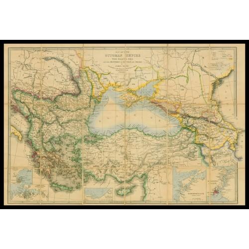 OTTOMAN EMPIRE 1853